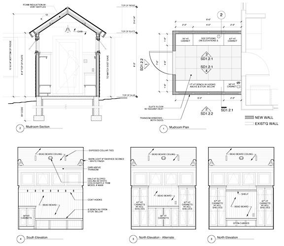 Chris Johnson Architectural Design Boston Massachusetts